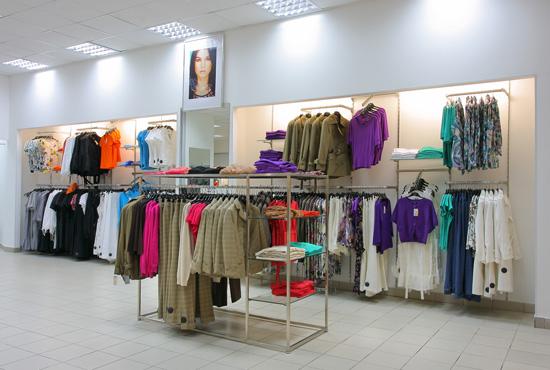 Магазина одежды